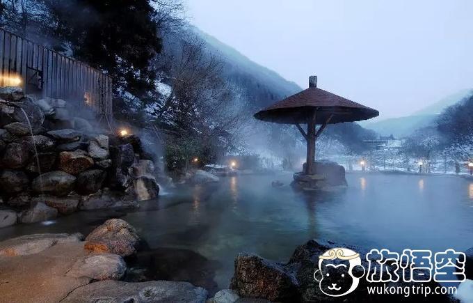 为度假初访日本?天然温泉